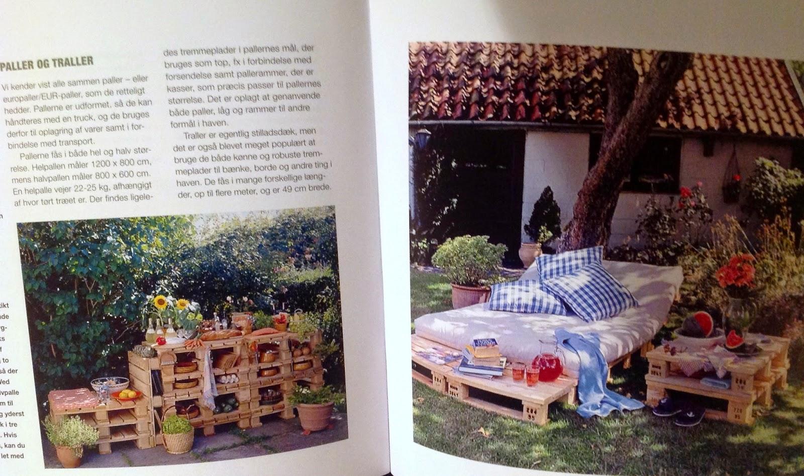 Fru friis' frøbo: kreativt genbrug   ideer til haven...