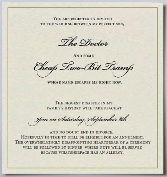 contoh undangan pernikahan dalam bahasa inggris sederhana