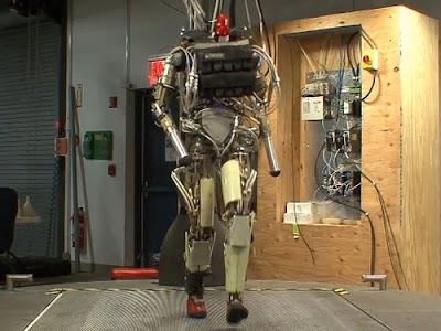 Tecnologia de vanguardia: robots mas agiles