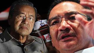 Tun M bukan pengkhianat UMNO – Hishammuddin