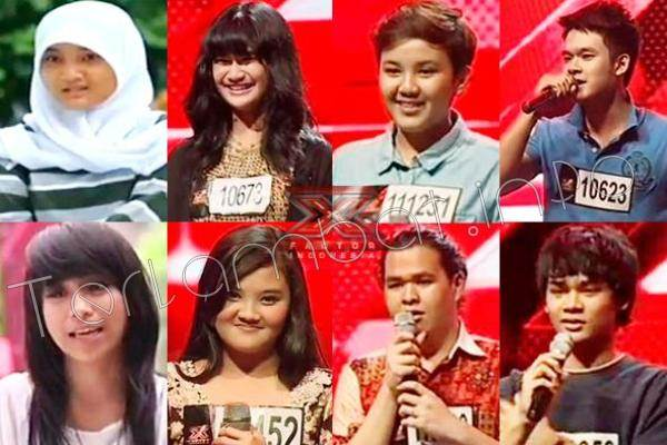 Lolos XFactor Indonesia Januari 2013 Boot Camp 1