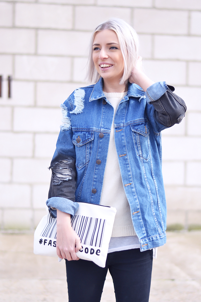 Jeans jacket, asos, denim jacket, spring summer, trends 2015, fashioncode, zara