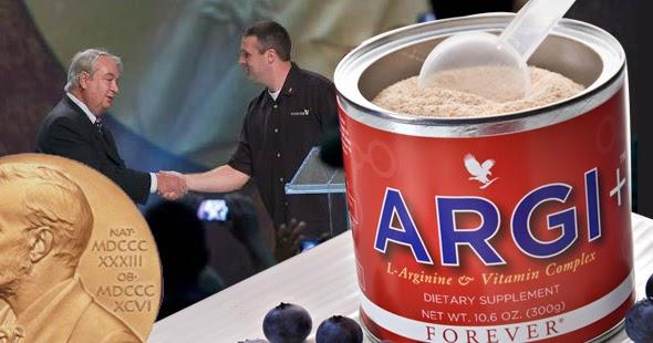 Arginine Natural Products