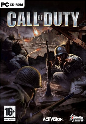 Call Of Duty 1 [Repack/2Cds] [Español] [Multijugador][SHF]