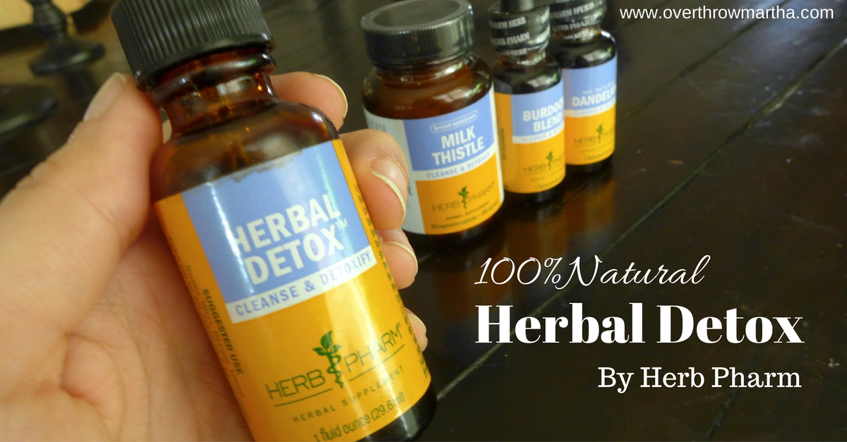 All Natural Herbal Detox