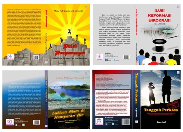 jasa desain cover buku murah