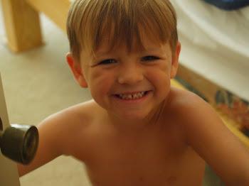 Owen - age 4