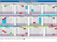 Календар вчителя на 2018-2019 н.р.