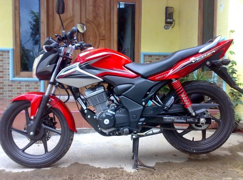 Harga Honda Verza