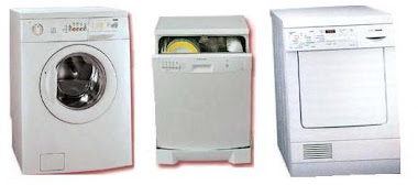 Lavadoras, Lavavajillas y Secadoras