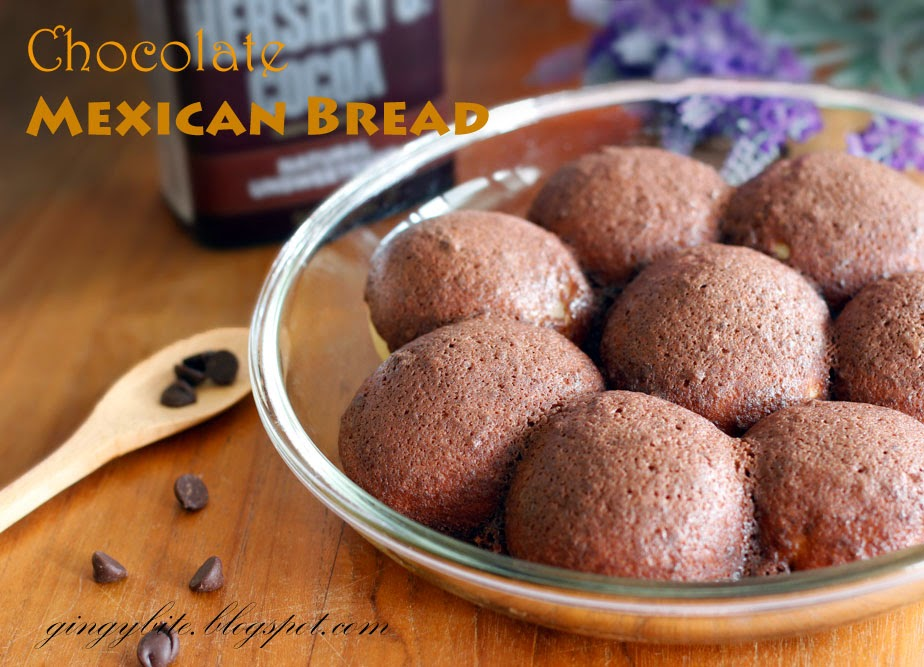Whenever I Make Rotiboy I Will Reserve Part Of The Dough And Make Some Chocolate Mexican Buns For The Little Ones The Kids Love These Although Most Of