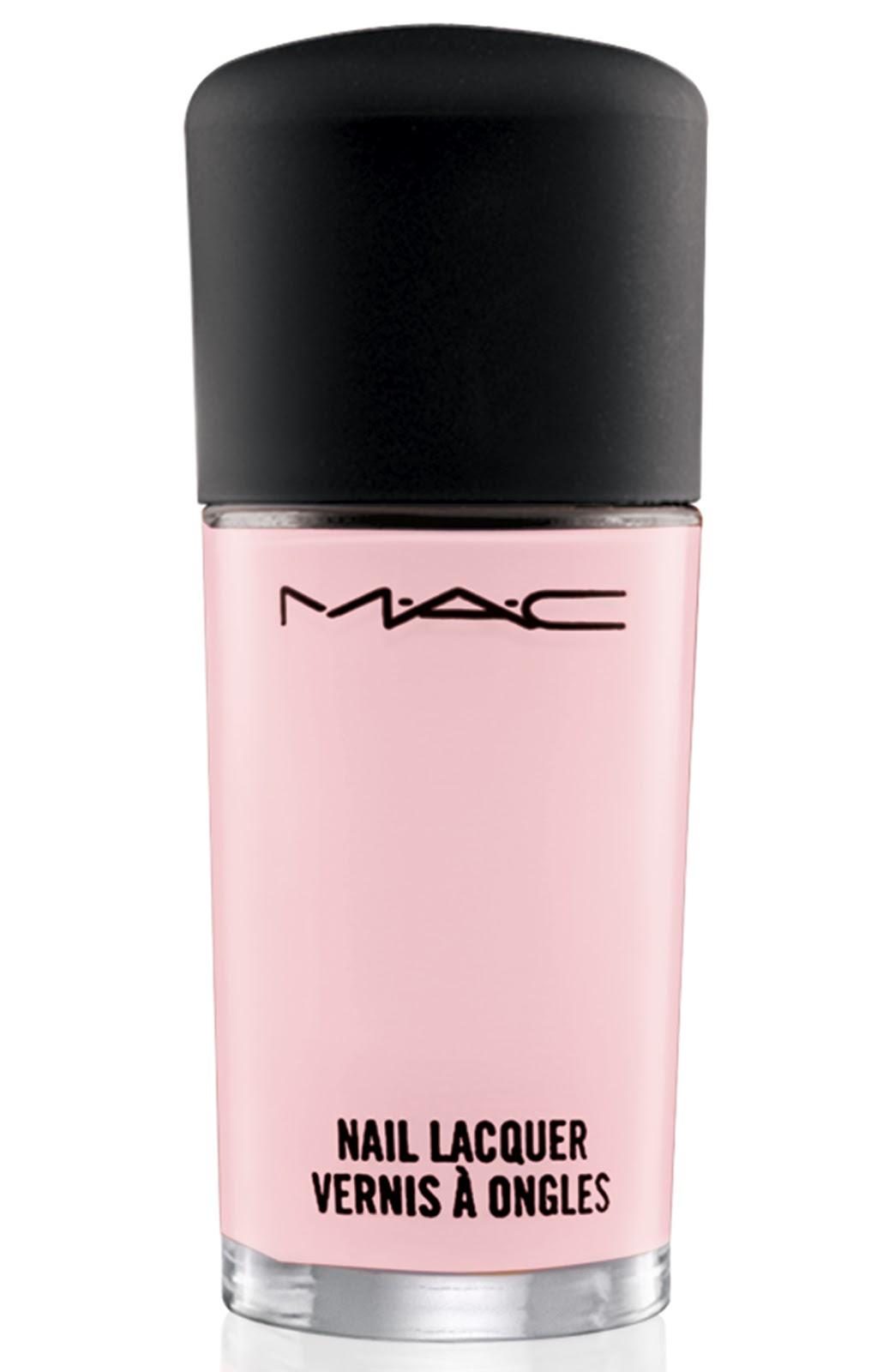 Crystal beauty.ru: mac nail laquer / коллекция лаков.