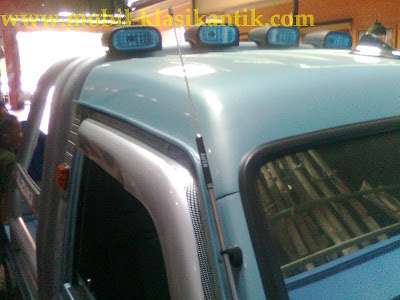 modifikasi suzuki carry pick up bagong