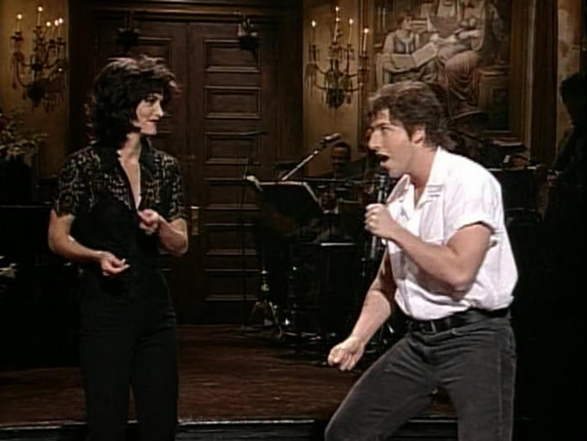Bruce Springsteen - Dancing In the Dark - YouTube