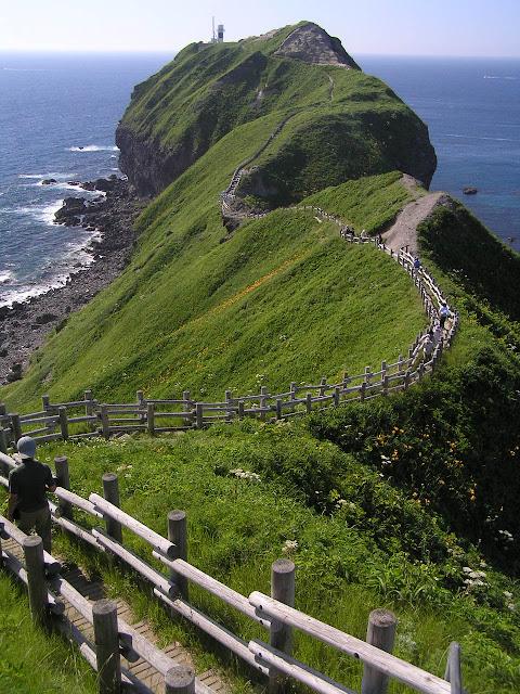 Tywkiwdbi Quot Tai Wiki Widbee Quot Cape Kamui Shakotan Hokkaidō