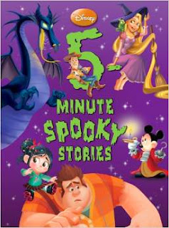 5-Minute Spooky Stories
