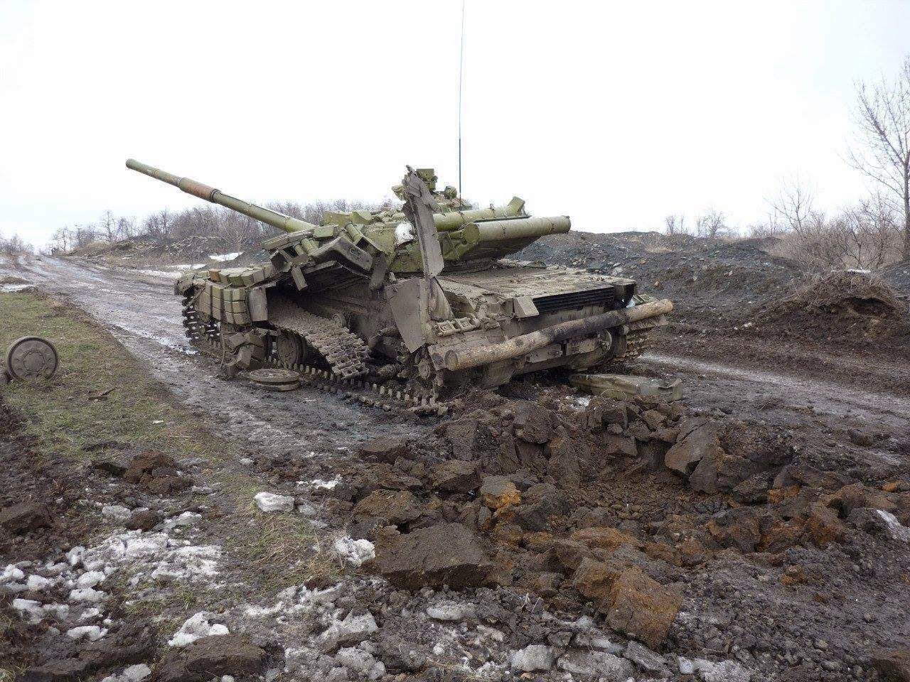 Sobre los T-64 y su desempeño en Ucrania Original