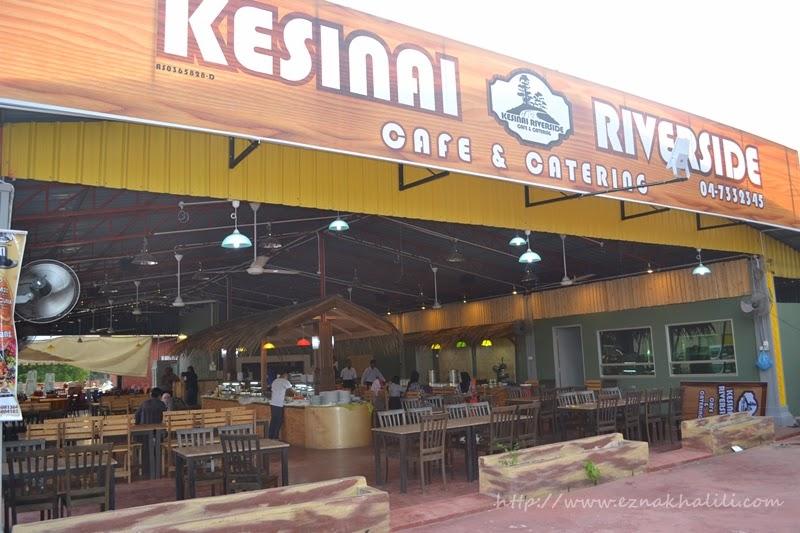 Makan Time Kesinai Riverside Alor Setar Kedah