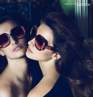 Loewe primavera verano 2013 gafas de sol mujer