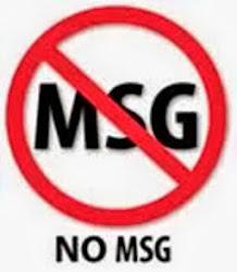 Pastikan Anda menyantap makanan tanpa micin atau penguat rasa alias MSG (monosodium glutamat)