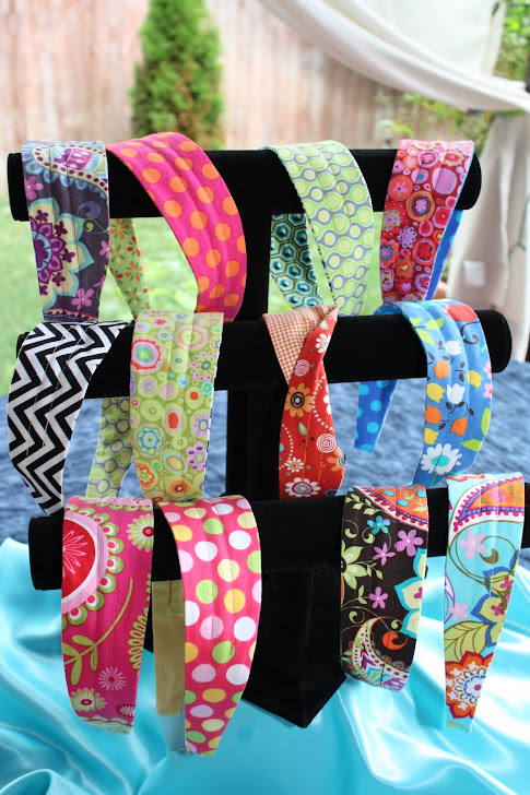 Headbands in Latest Fabrics