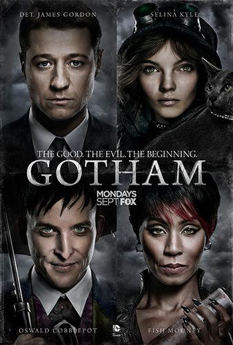 Gotham 1ª Temporada Dublado