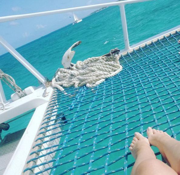 Snorkelling in Aruba