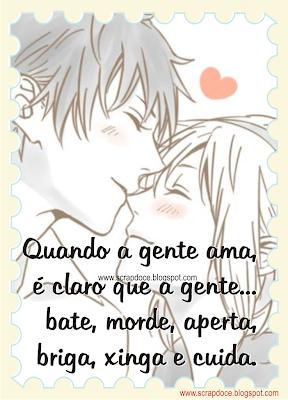 Foto Mensagem de Amor/Humor para Compartilhar no Facebook