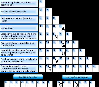 Retos Matemáticos, La Palabra Oculta, La Pirámide, Descubre la Palabra, Acertijos matemáticos, problemas matemáticos, desafíos matemáticos