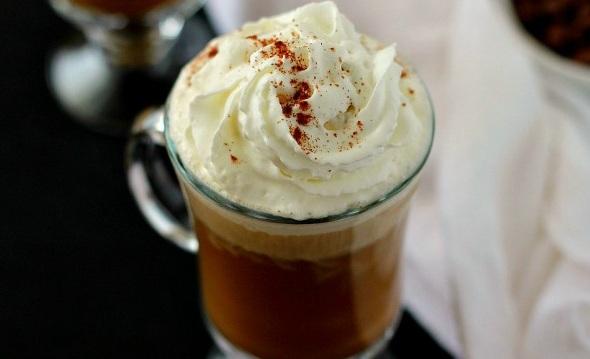 Resep Minuman Cappuccino Creamy Float