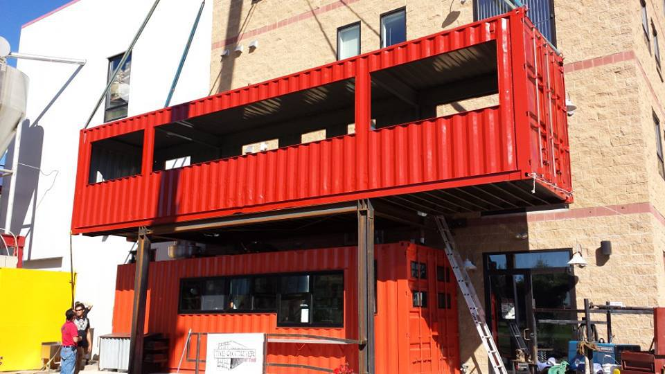 Shipping Container Homes 2 X Containers The