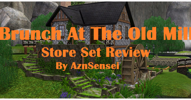Brunch at the Old Mill — The Sims Forums