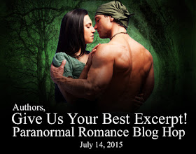 Give Us Your Best Excerpt! Paranormal Romance Blog Hop