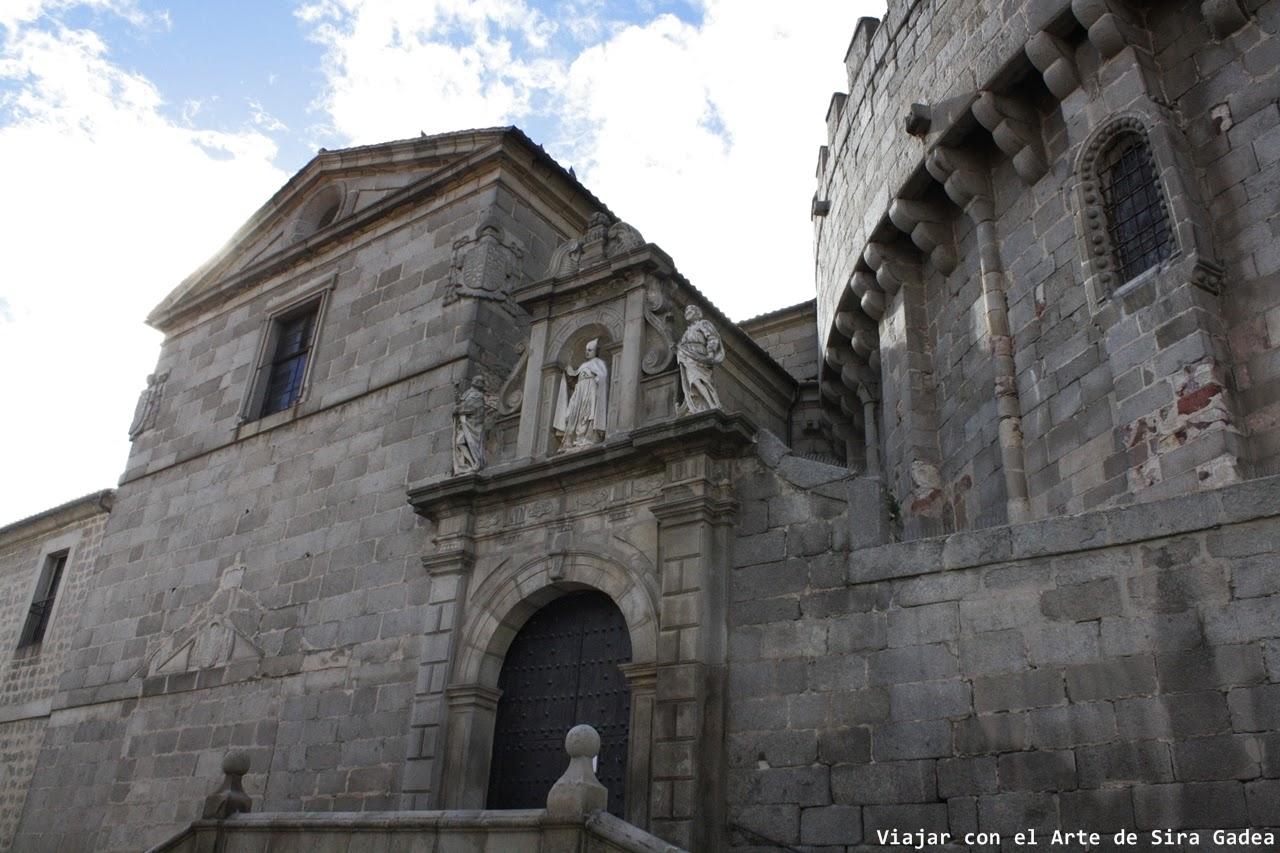 Capilla san Segundo Catedral Ávila