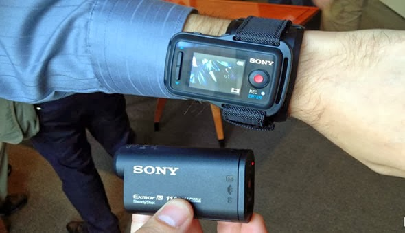 Sony's 5 in 1 Action Camera