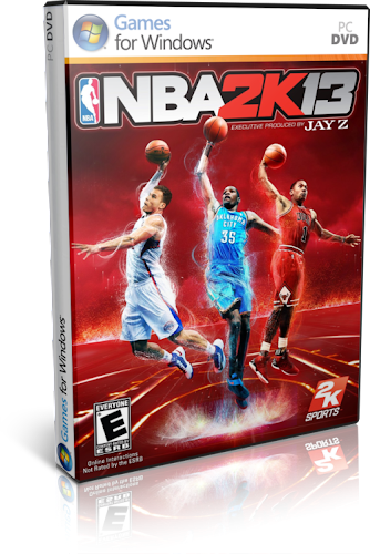 NBA 2K13 [2012] [PC] [Multi Español] [DVD9] [FS-UL-BS-LT]