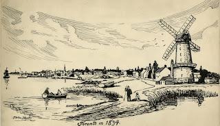 Toronto en 1834
