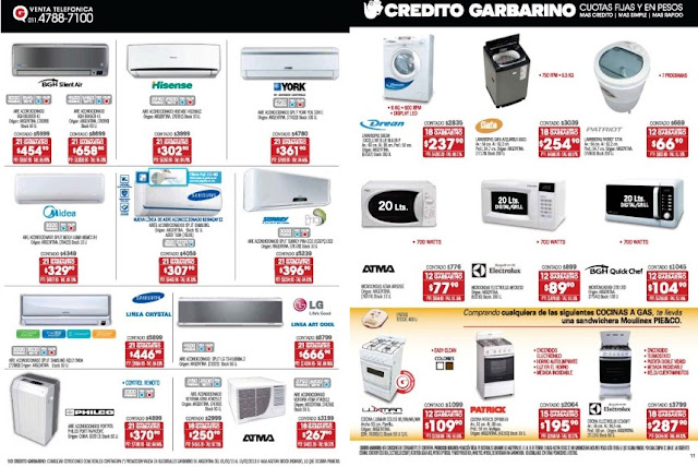 Catalogos Online Catalogo Garbarino Abril 2013