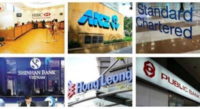 Những ngân hàng nước ngoài đủ điều kiện bảo lãnh dự án bất động sản