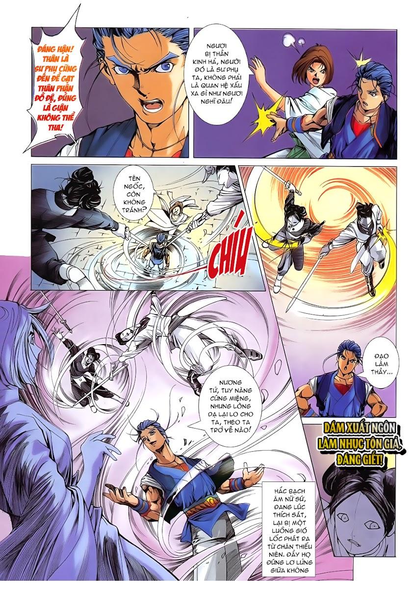 Lục Đạo Thiên Thư chap 5 - Trang 8