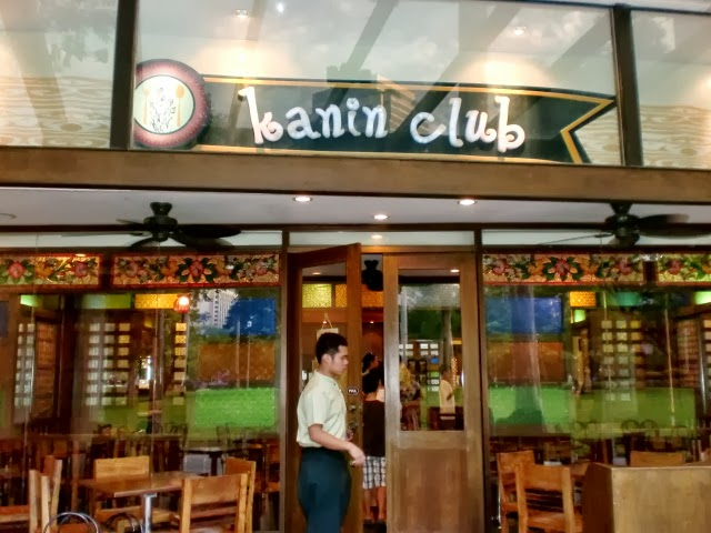 best filipino restaurant to take your foreigner friends recommendations manila kanin club