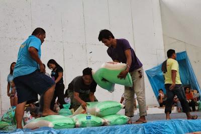 Relief Operations Bogo City