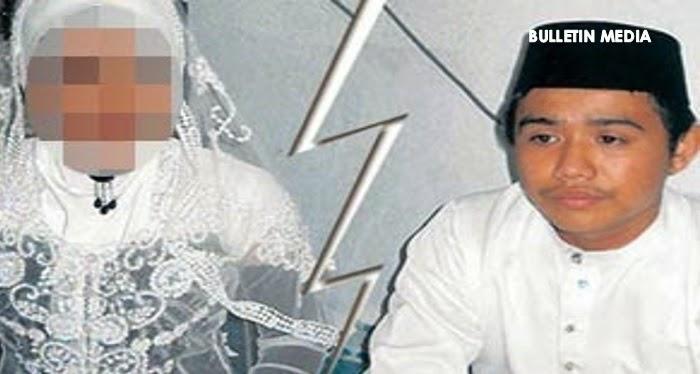 'Saya kahwinkan dia kerana dia telah diperkosa'