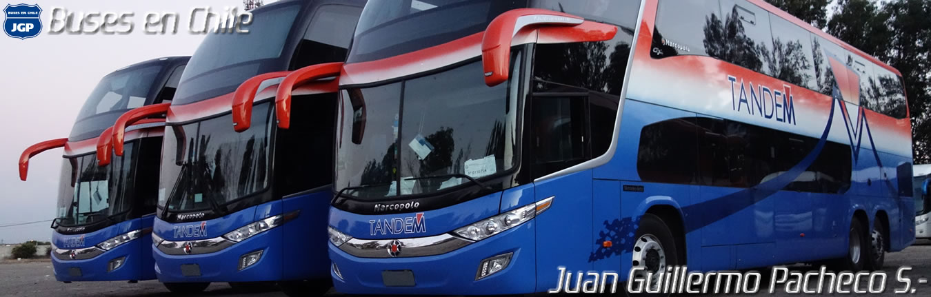 Buses en Chile | Juan Guillermo Pacheco S.