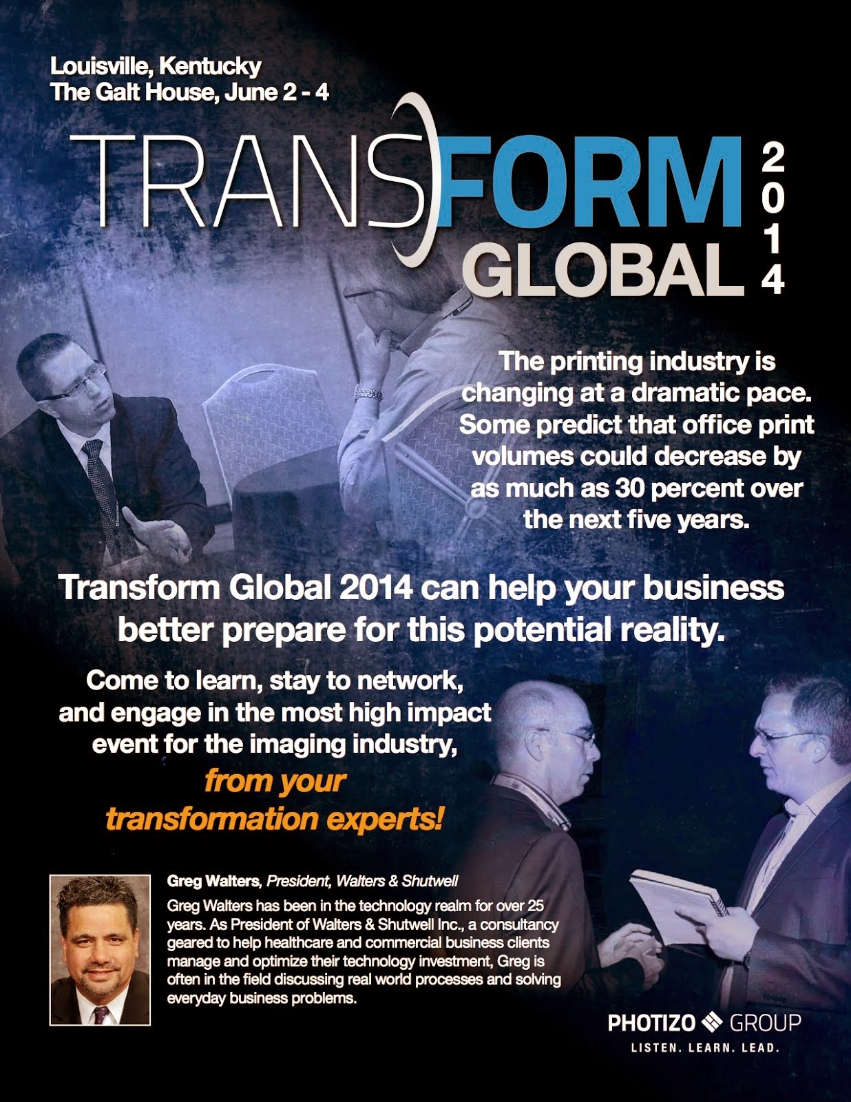 MPSA at TrANsFoRM 2014