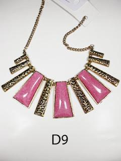 kalung aksesoris wanita d9