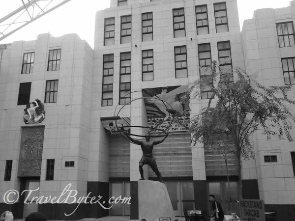 Universal Studios: New York