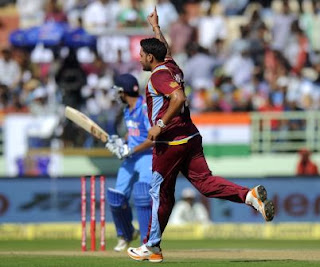 India vs West Indies 2nd ODI 2013 Scorecard, India vs West Indies 2013 match result,