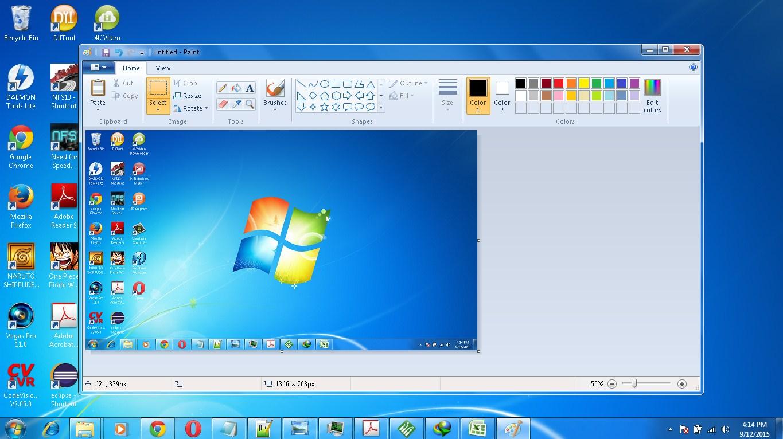 how to take screenshot on laptop windows 8