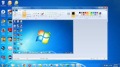 Cara Screenshot di Laptop Windows 7